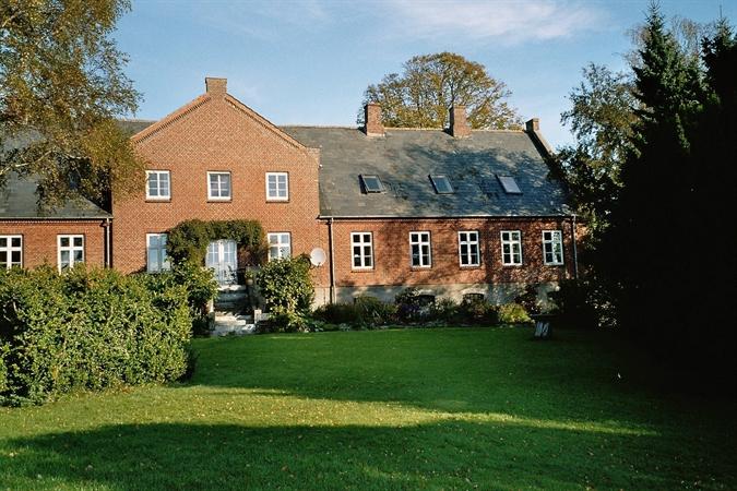 Feriehus til 22 personer ved Rønde