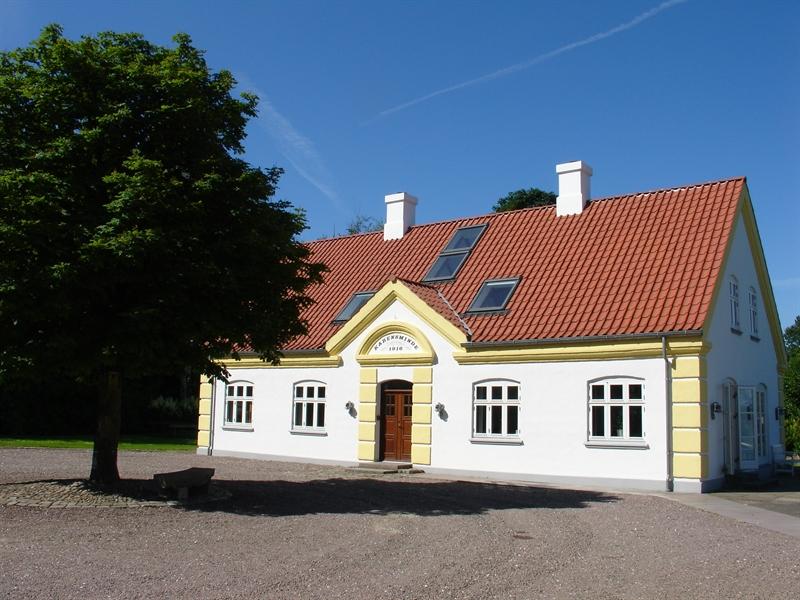 Feriebolig til 18 personer ved Dronninglund