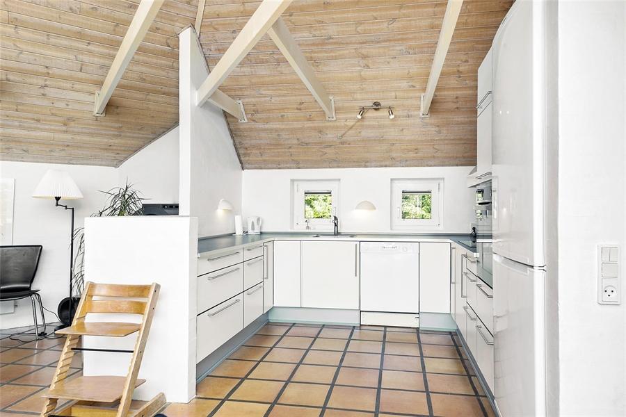 Nye ens køkkener i begge huse