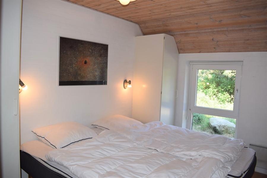 Et af de 4 ens værelser i begge huse