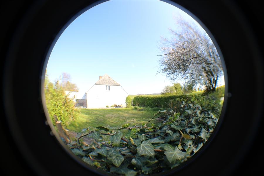 Huset fra havesiden