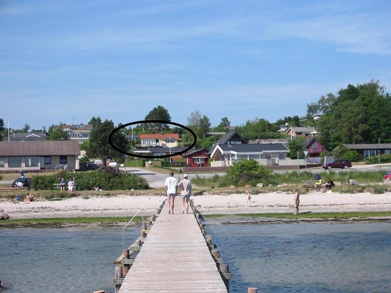 Sommerhus til 5 personer ved Ebeltoft
