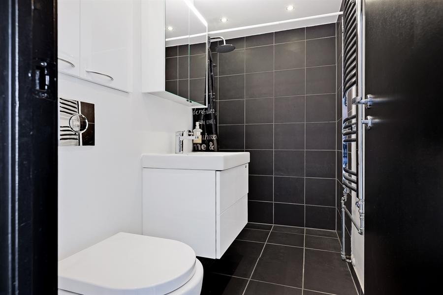 Nyt badeværelse med bruser