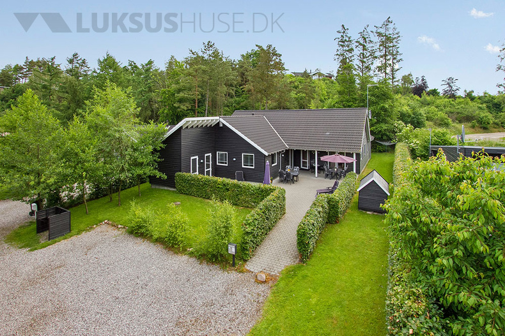 Sommerhus til 16 personer ved Ebeltoft