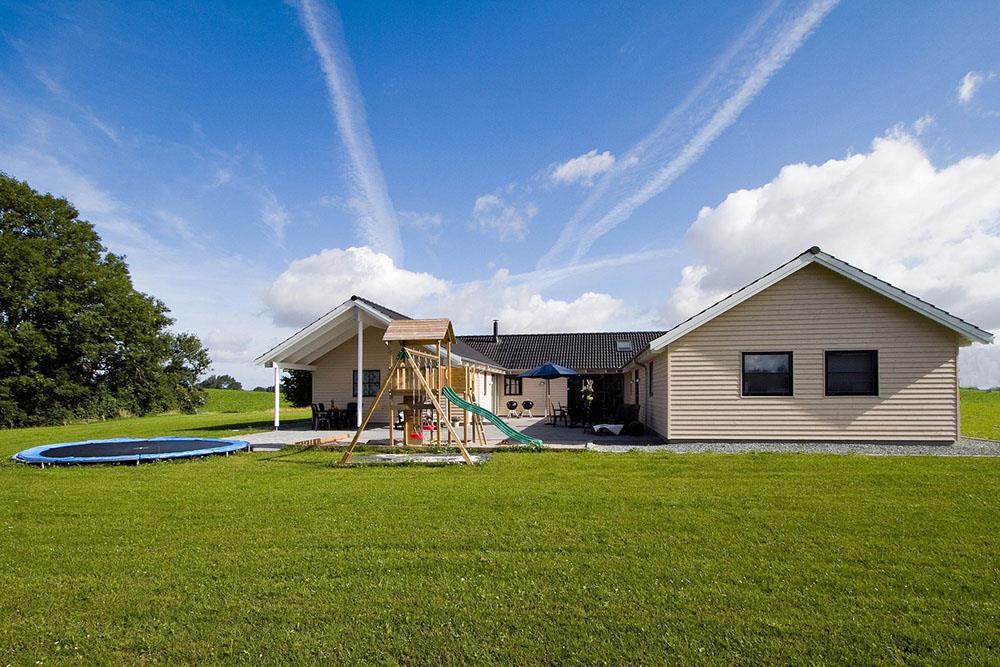 Sommerhus til 22 personer ved Kegnæs