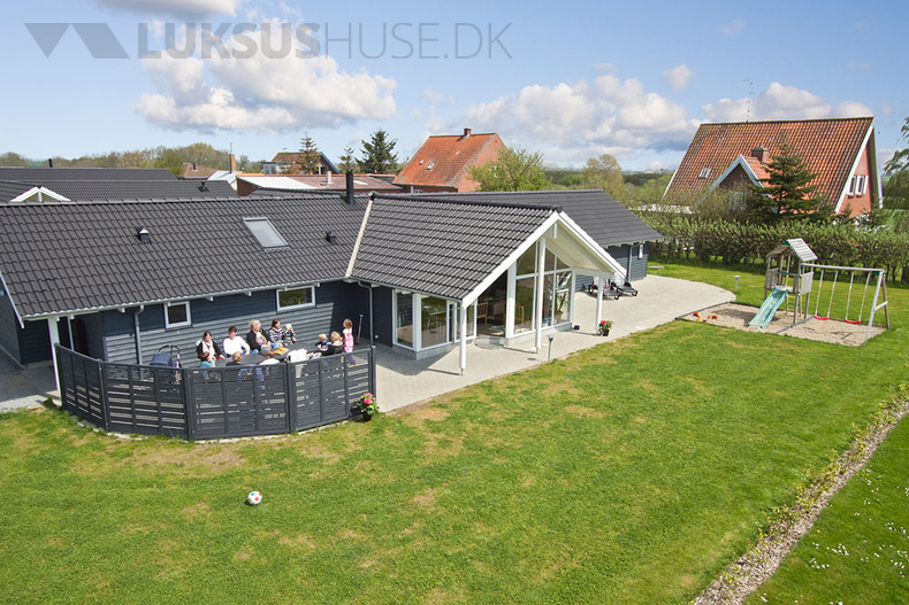 Sommerhus til 14 personer ved Kegnæs