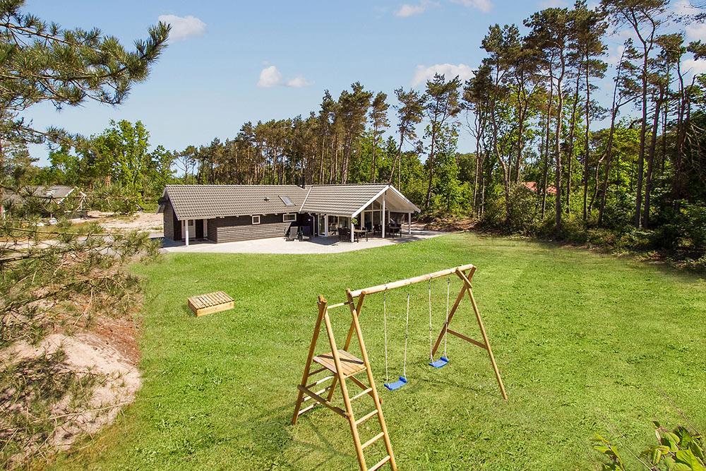 Sommerhus til 10 personer ved Dueodde