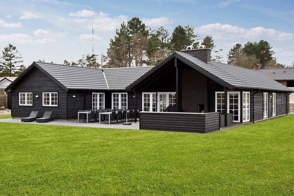 Sommerhus til 18 personer ved Ebeltoft