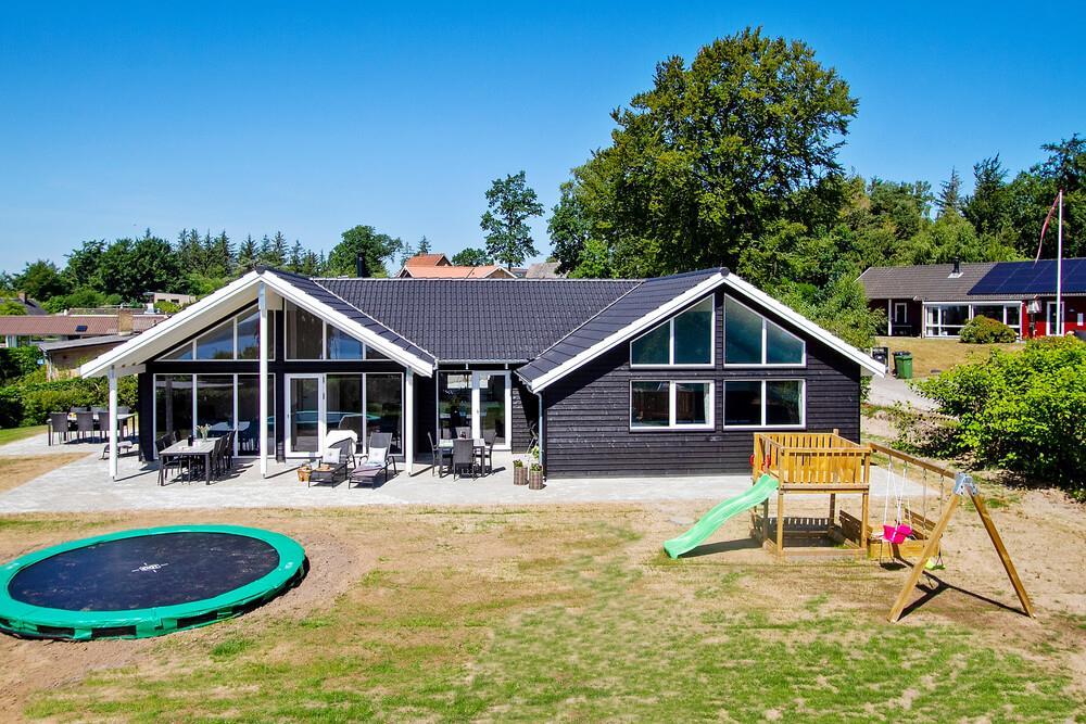 Sommerhus til 16 personer ved Hvidbjerg