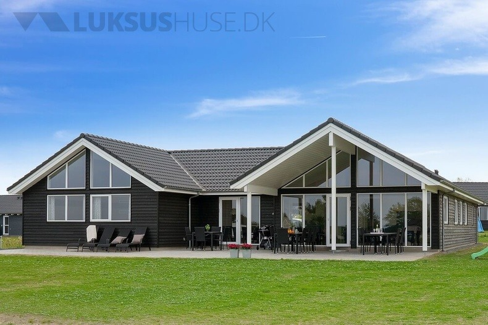 Sommerhus til 18 personer ved Skåstrup