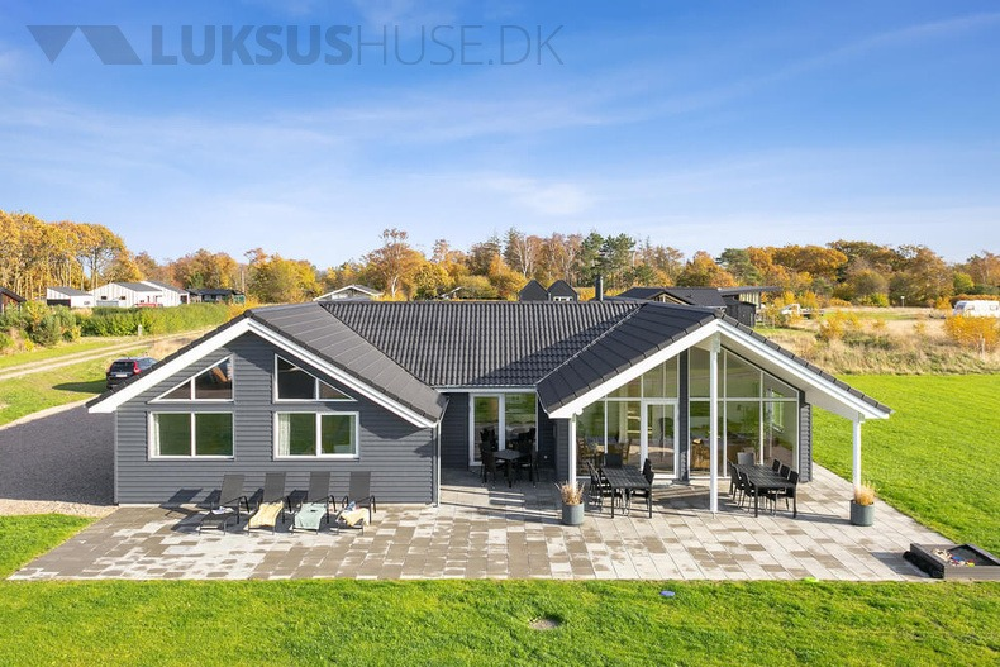 Sommerhus til 18 personer ved Samsø