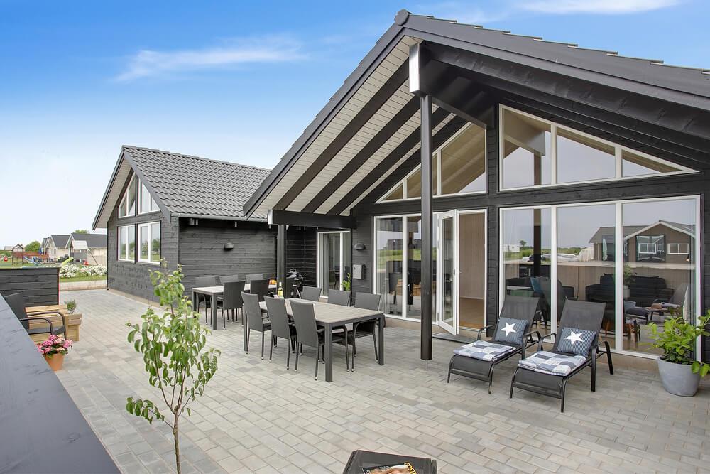 Sommerhus til 14 personer ved Juelsminde