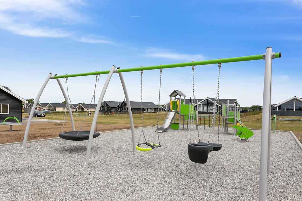 Sommerhus til 30 personer ved Skåstrup strand