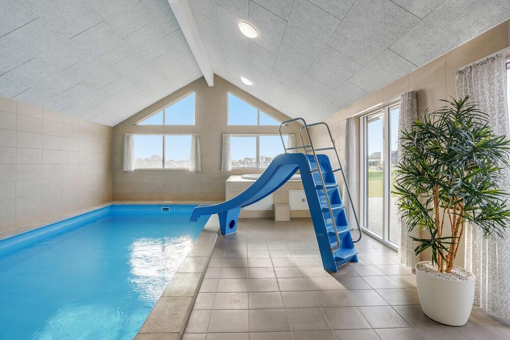 Sommerhus til 26 personer ved Mommark