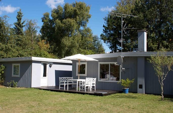 Sommerhus til 8 personer ved Nøddebohuse