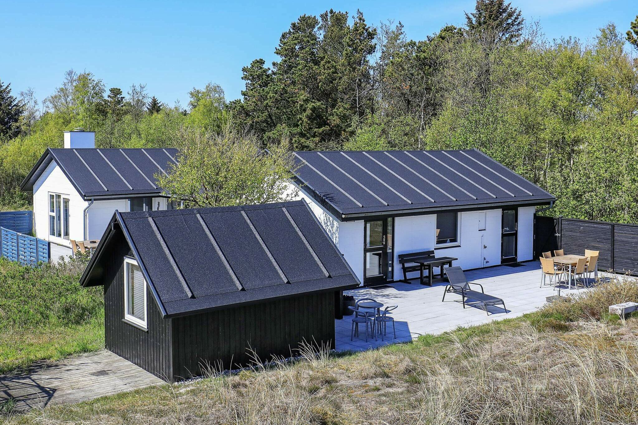 Sommerhus til 8 personer ved Ålbæk