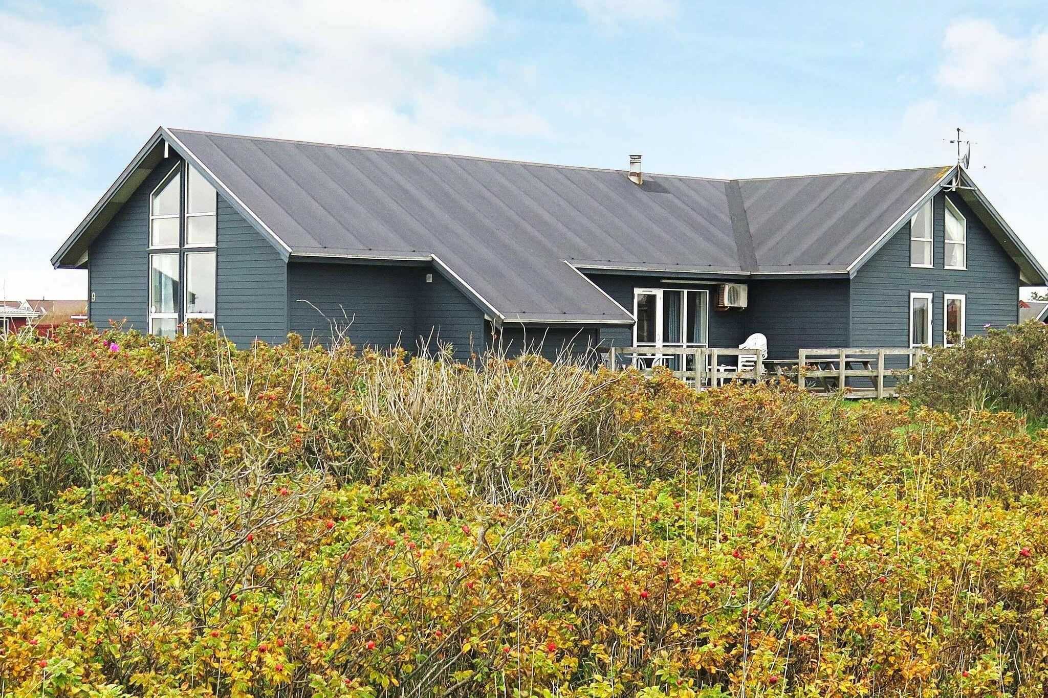 Sommerhus til 18 personer ved Harboøre