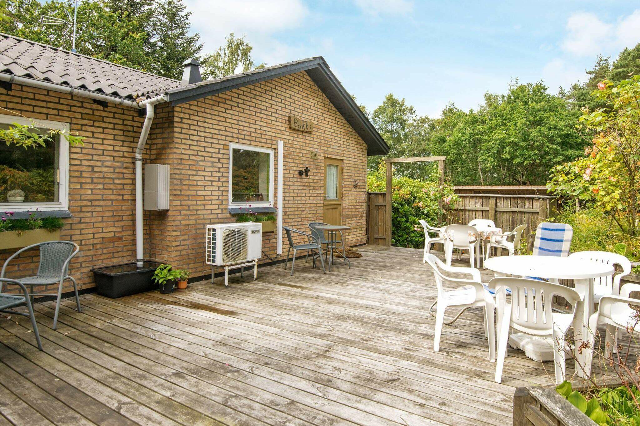Sommerhus til 4 personer ved Glesborg