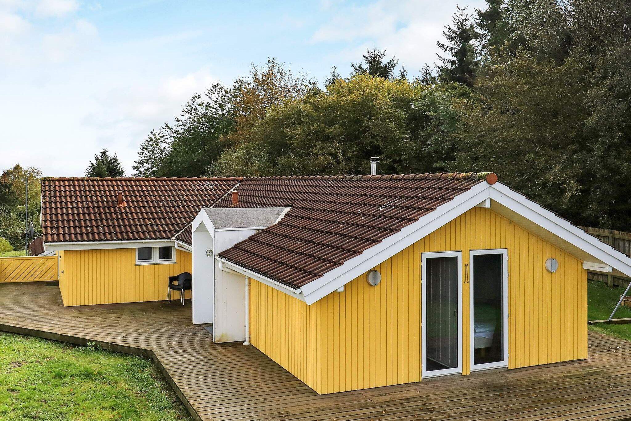 Sommerhus til 10 personer ved Rudkøbing