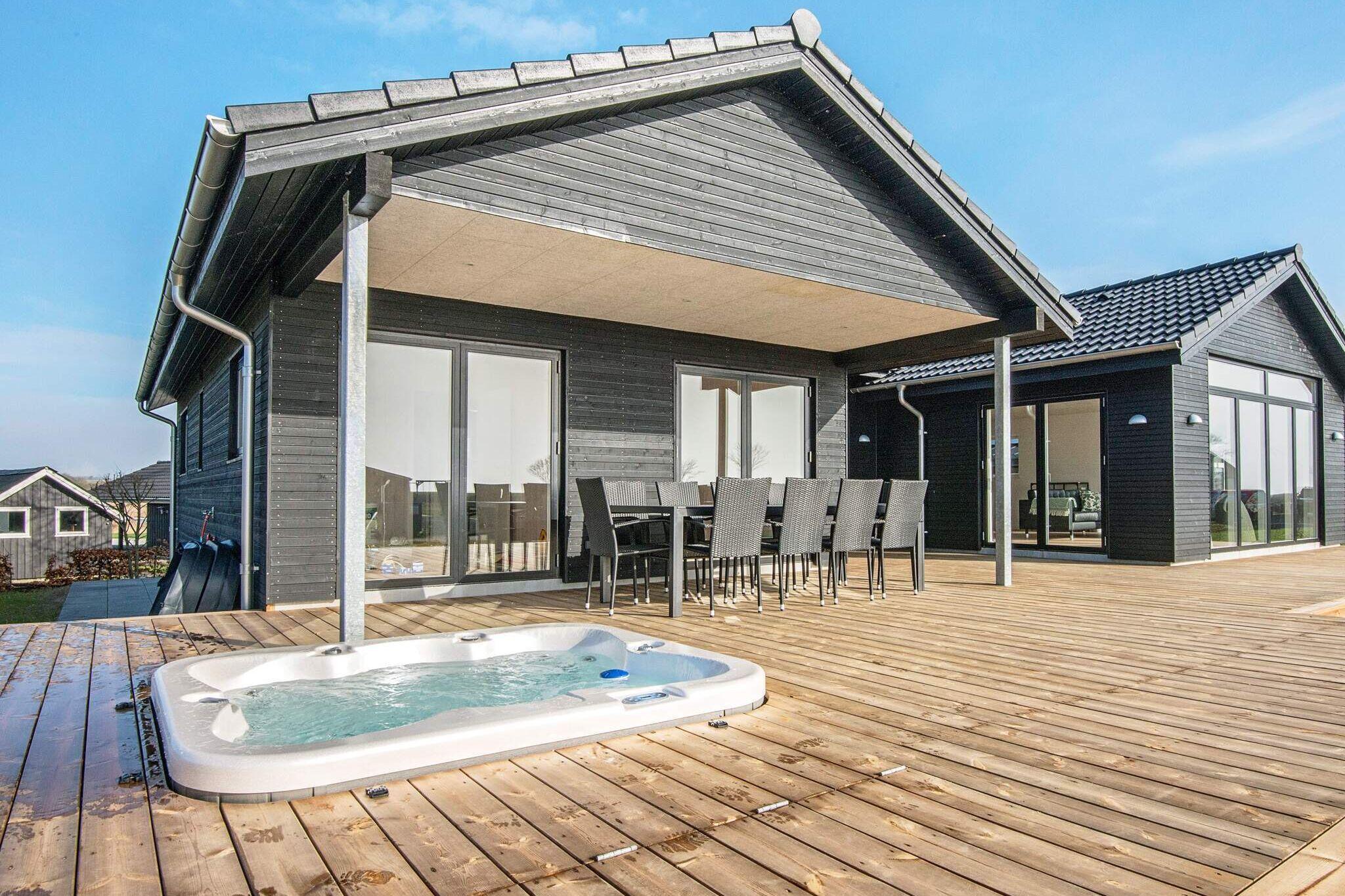 Sommerhus til 12 personer ved Haderslev