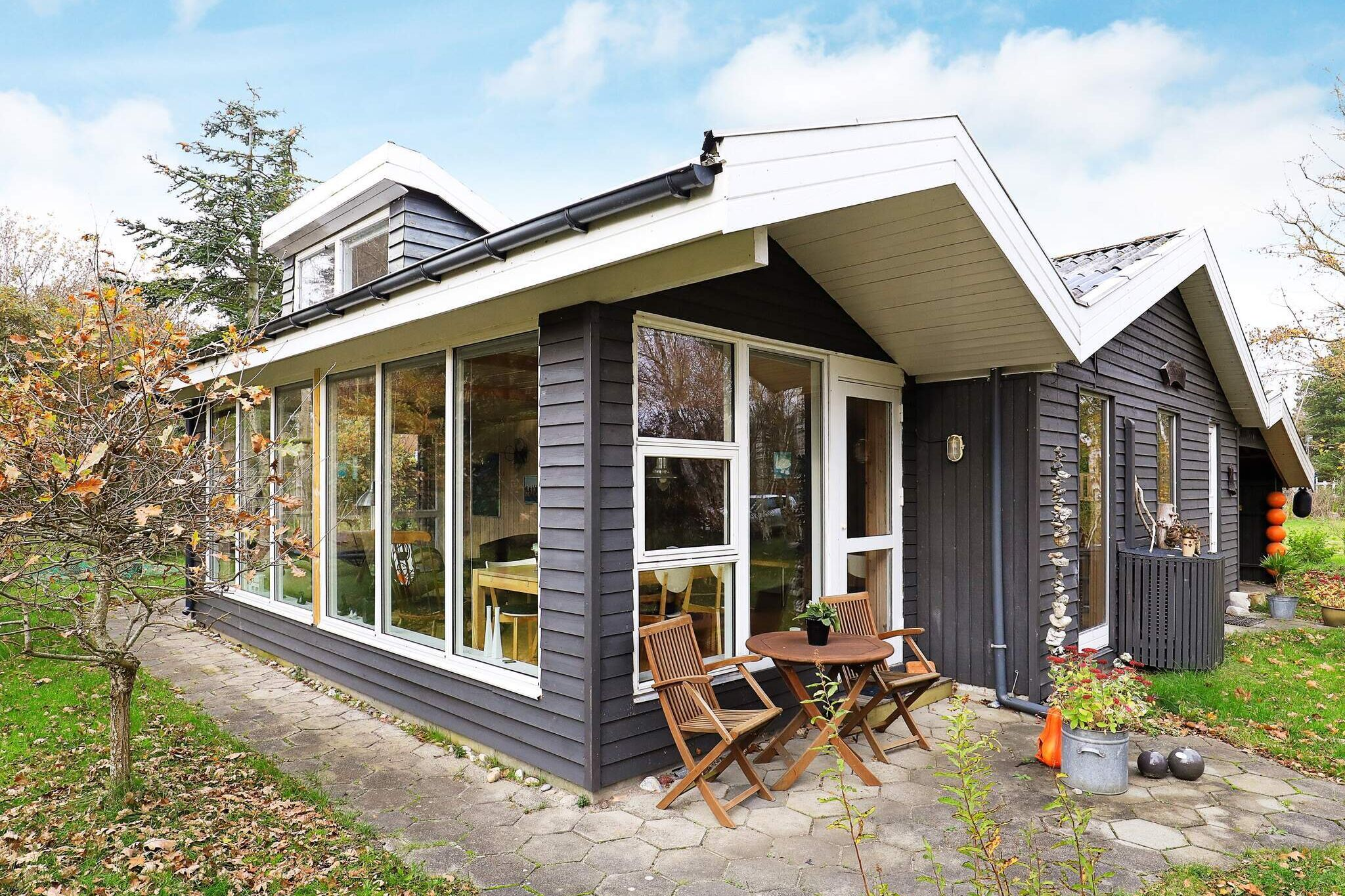 Sommerhus til 8 personer ved Thyholm