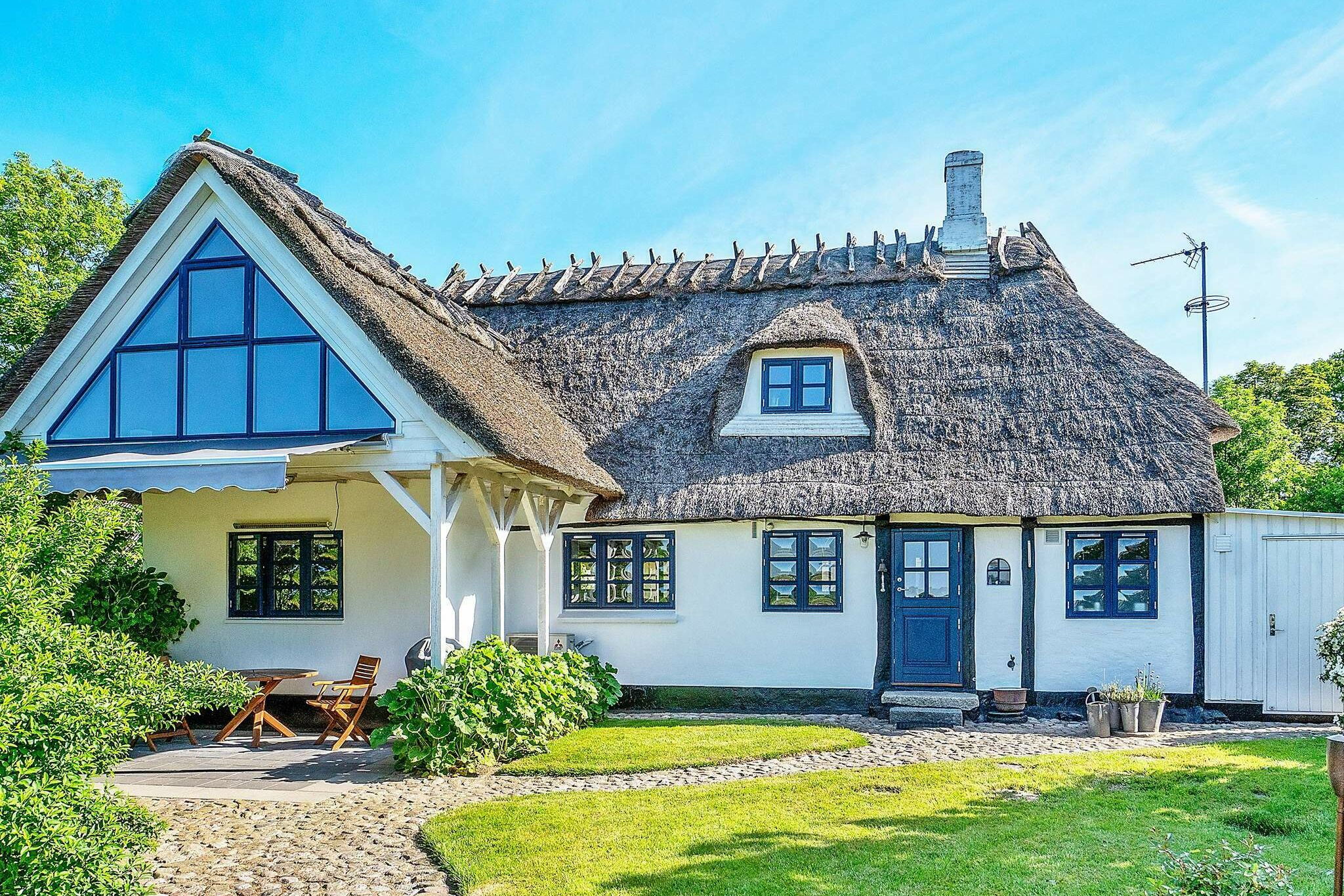Sommerhus til 4 personer ved Bagenkop