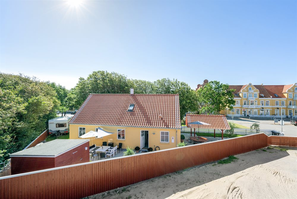 Sommerhus til 10 personer ved Skagen, Midtby