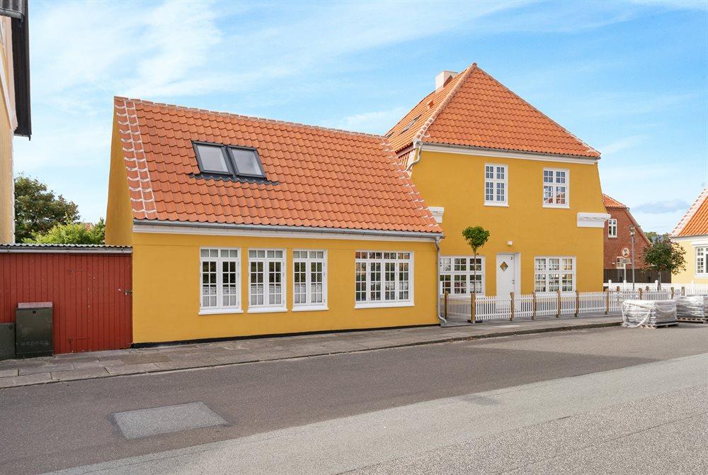 Sommerhus til 8 personer ved Skagen, Midtby
