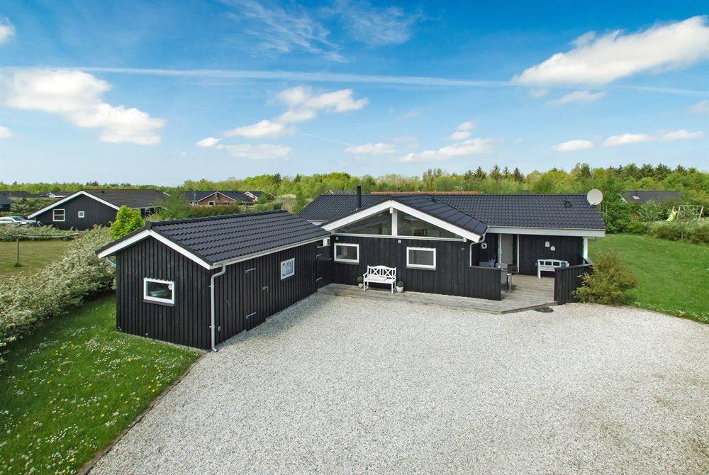 Sommerhus til 8 personer ved Bork Havn