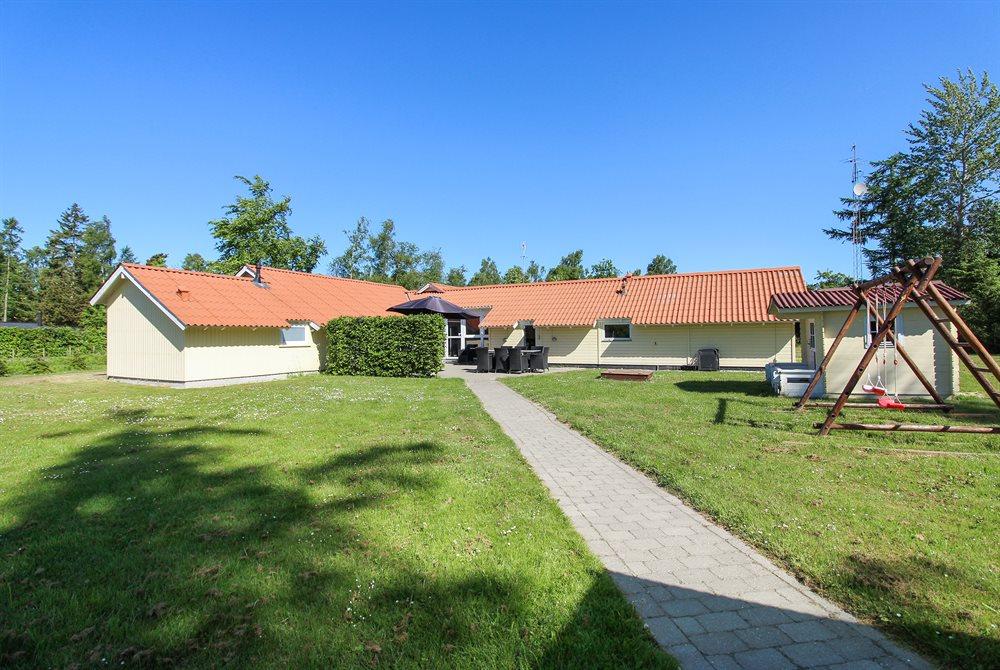 Sommerhus til 16 personer ved Marielyst