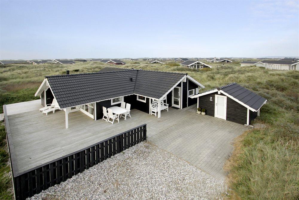 Sommerhus til 8 personer ved Nørlev