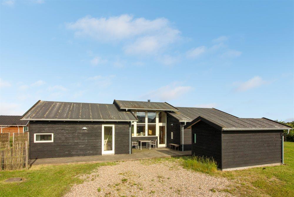 Sommerhus til 10 personer ved Nørlev