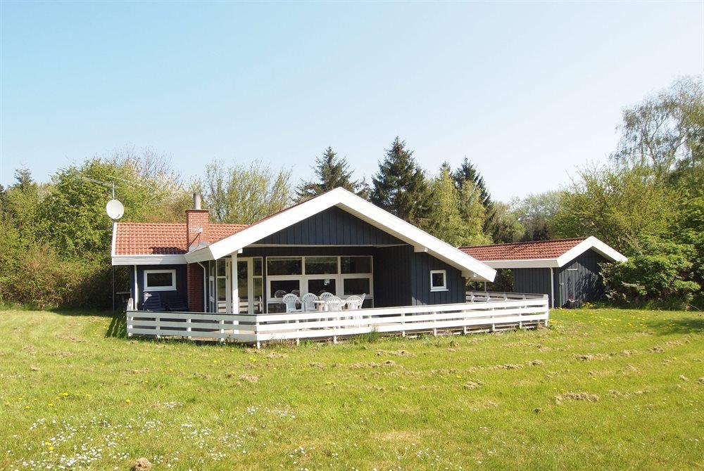 Sommerhus til 9 personer ved Stoense
