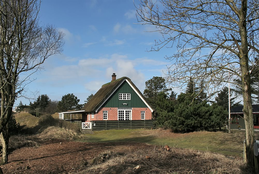 Sommerhus til 6 personer ved Fanø Bad