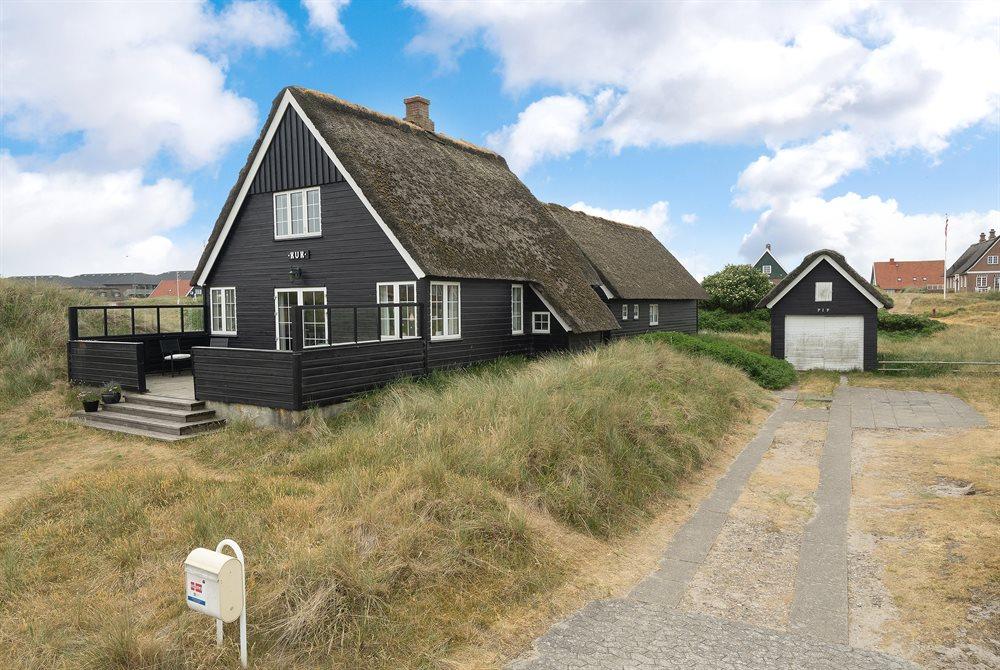 Sommerhus til 8 personer ved Fanø Bad