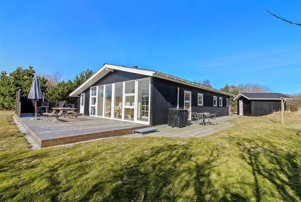 Sommerhus til 7 personer ved Fanø, Rindby Strand