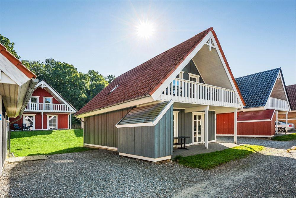 Sommerhus til 8 personer ved Gråsten