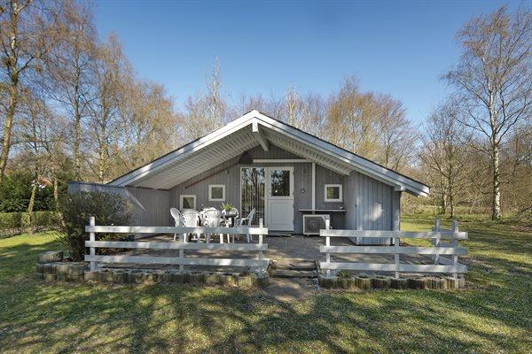 Sommerhus til 5 personer ved Arrild