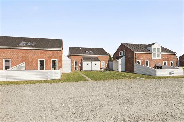 Sommerhus til 6 personer ved Rømø, Havneby