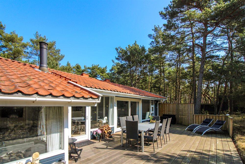 Sommerhus til 8 personer ved Dueodde