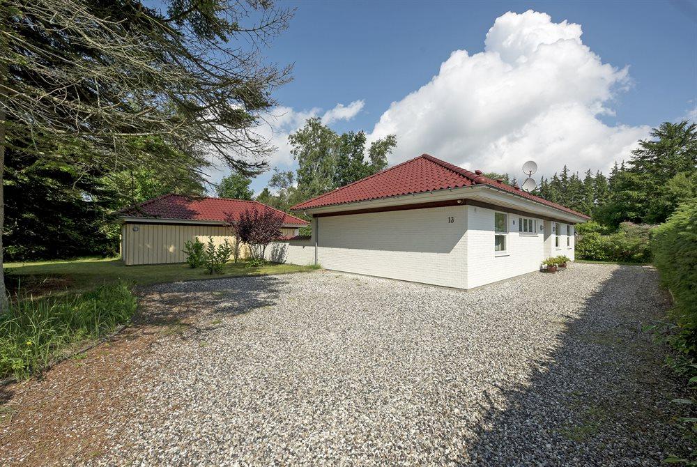 Sommerhus til 8 personer ved Bisnap, Hals