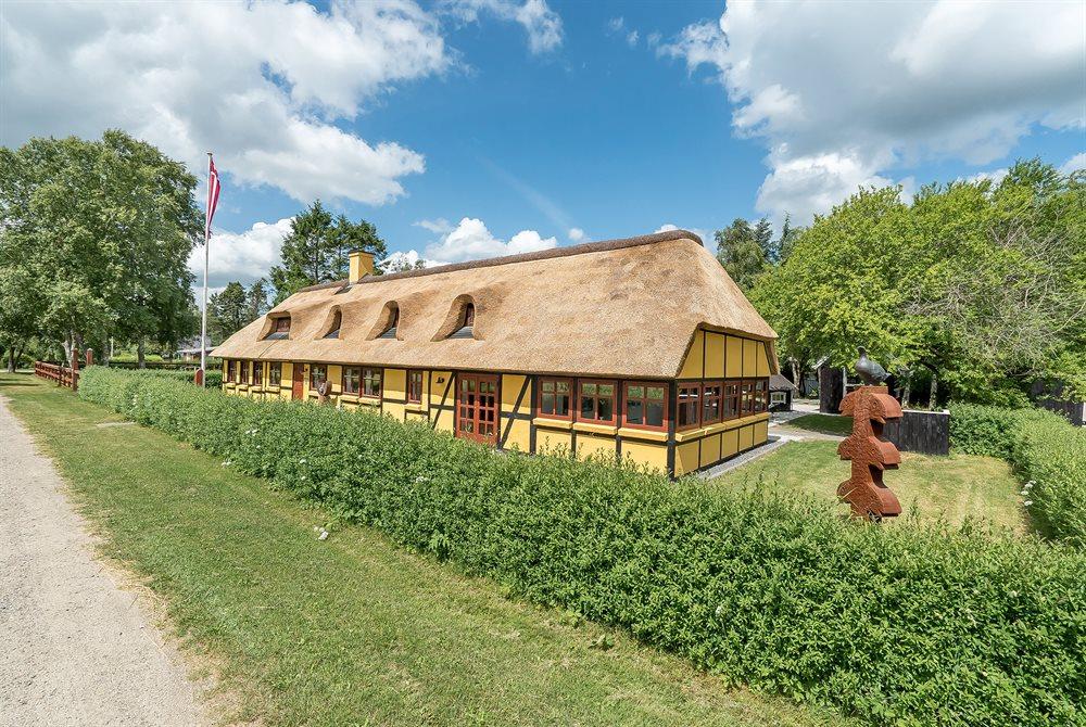 Sommerhus til 16 personer ved Bisnap, Hals