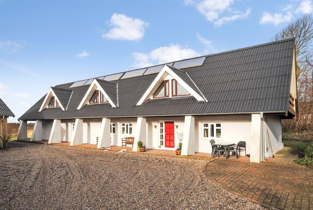 Sommerhus til 20 personer ved Gøttrup
