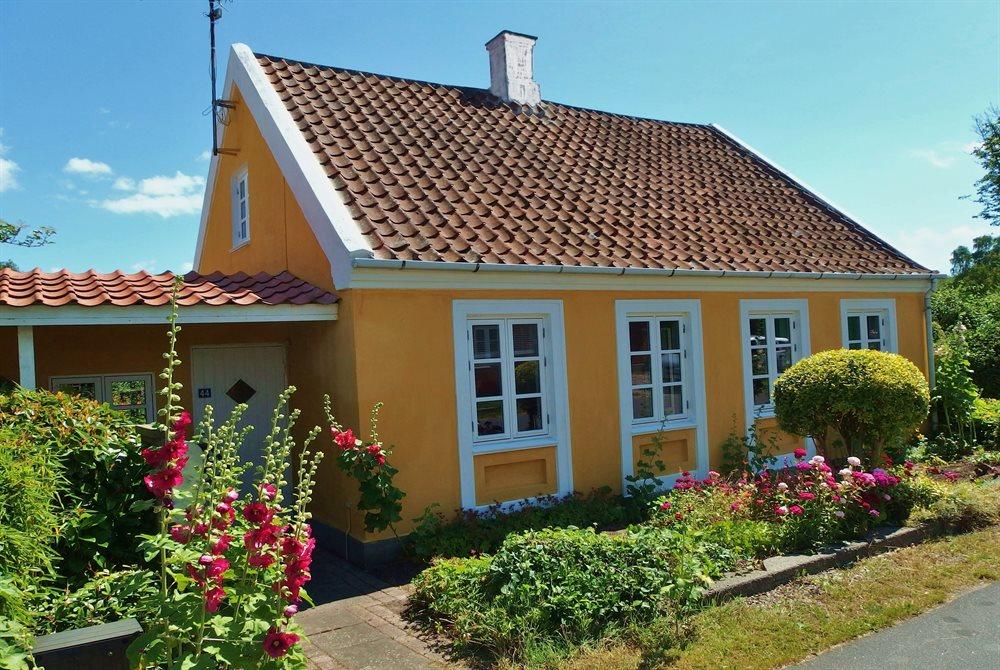 Sommerhus til 6 personer ved Lohals