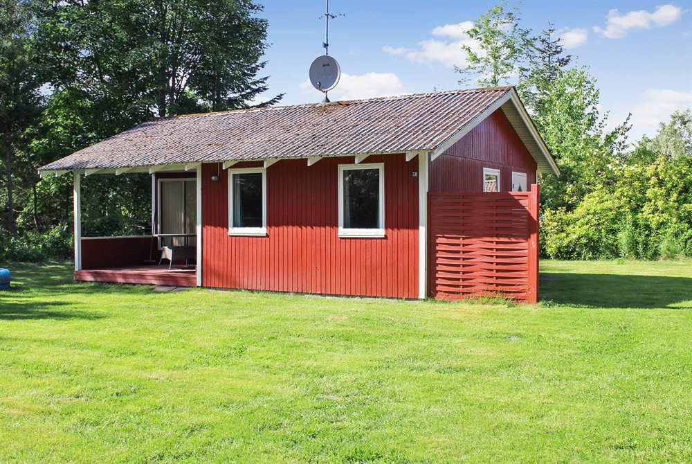 Sommerhus til 5 personer ved Lyngså