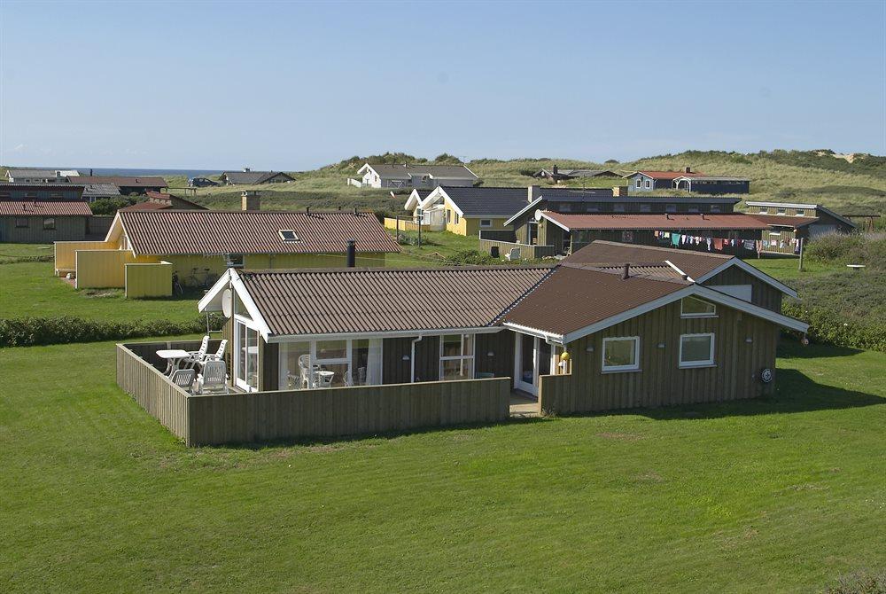 Sommerhus til 6 personer ved Nr. Lyngby