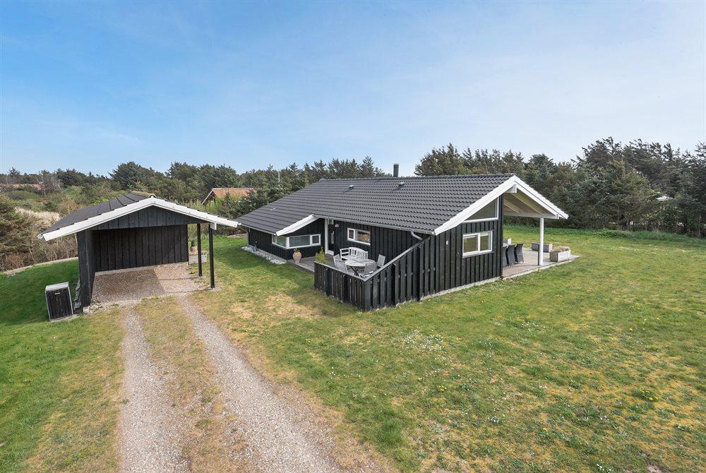 Sommerhus til 7 personer ved Nr. Lyngby