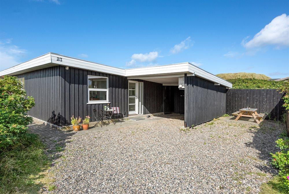 Sommerhus til 6 personer ved Houvig