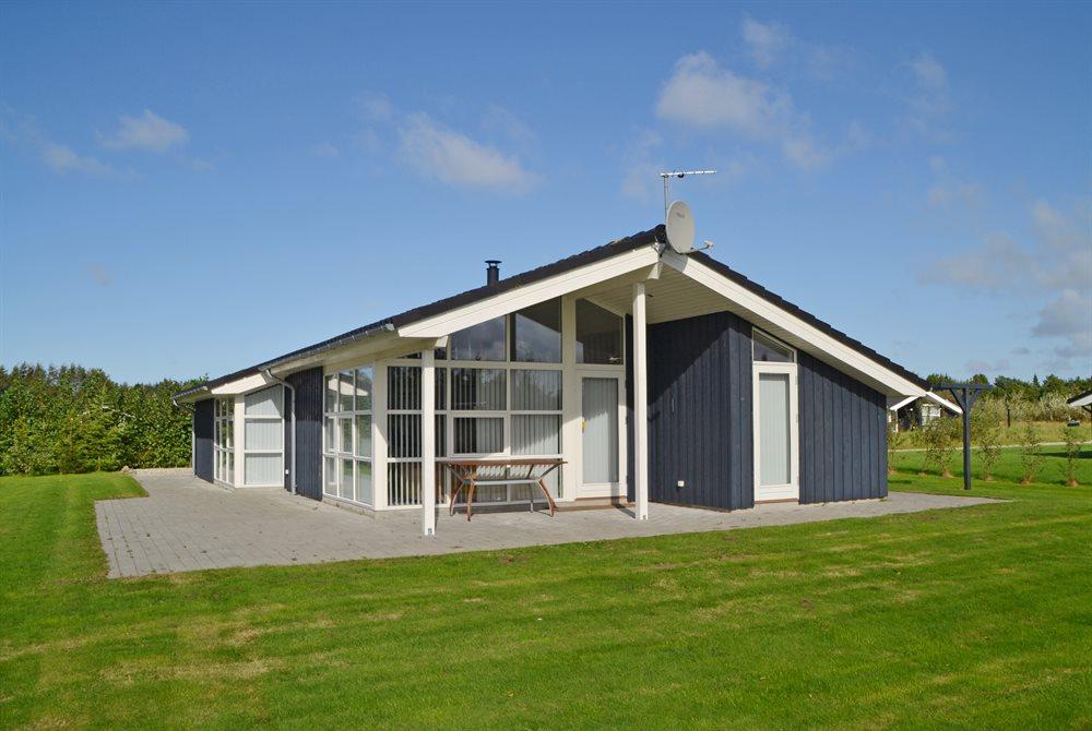 Sommerhus til 6 personer ved Kollerup