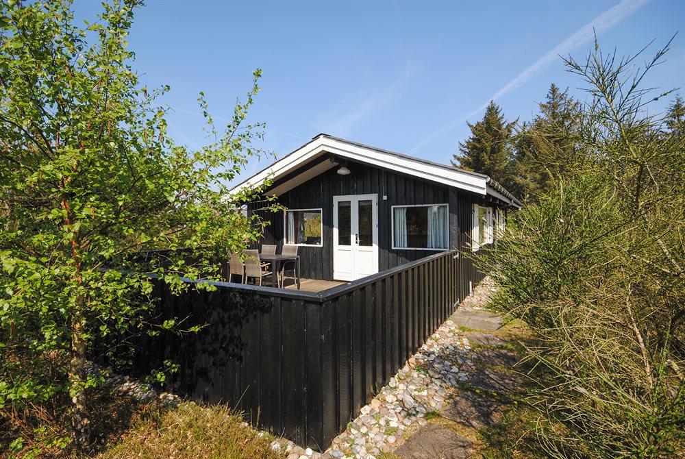 Sommerhus til 4 personer ved Thorup Strand